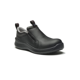 SafetyLite - Black Slip On