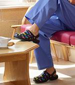 Womens Toffeln Footwear